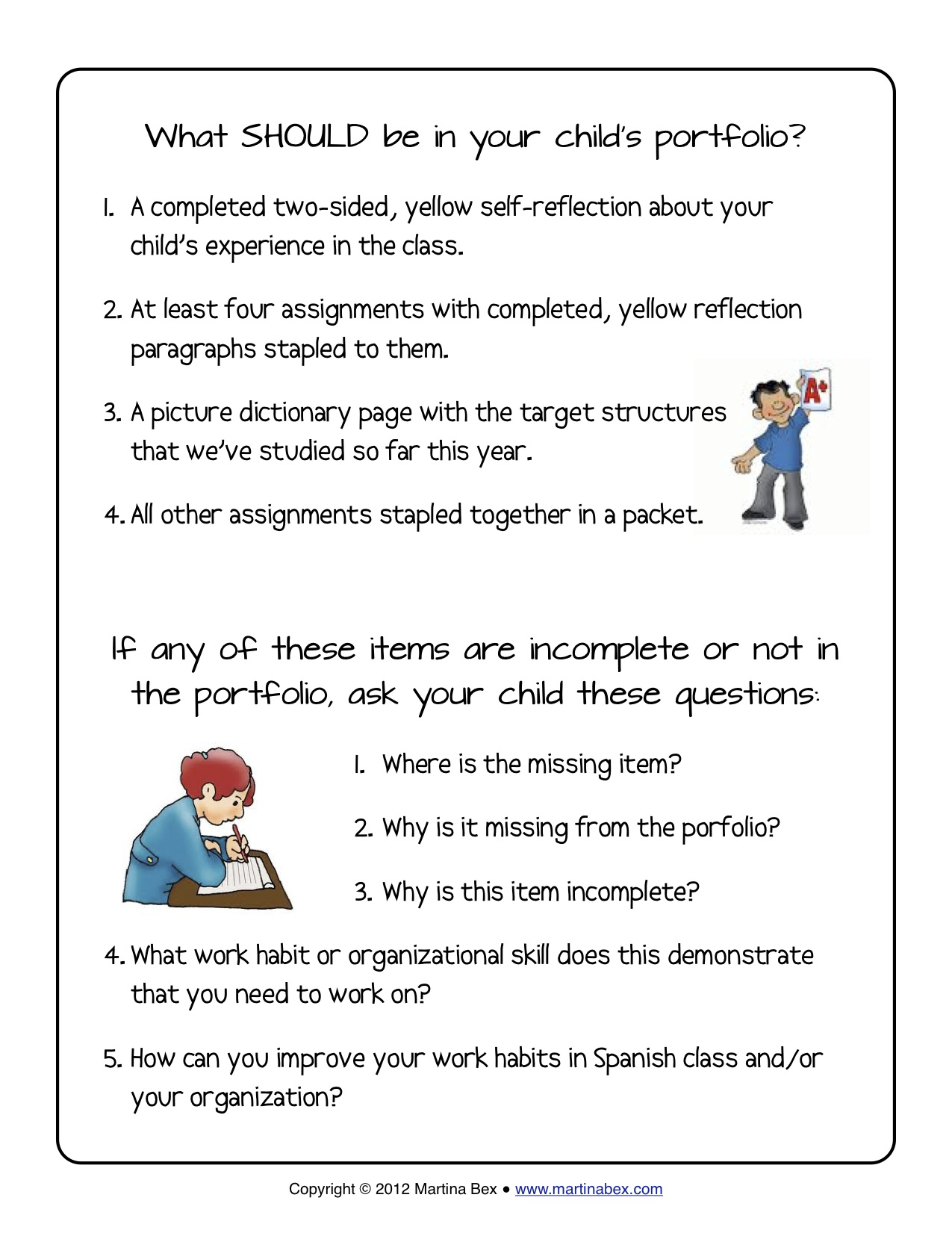 Letter To Teacher From Parent About Child S Work Habits
