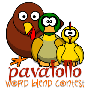 have a word blend contest in your language class turducken