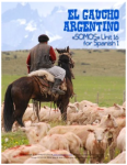 somos unit 16 gaucho argentino spanish 1