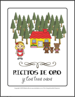 Ricitos de Oro y los tres osos reading in Spanish