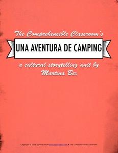 Una aventura de camping plans