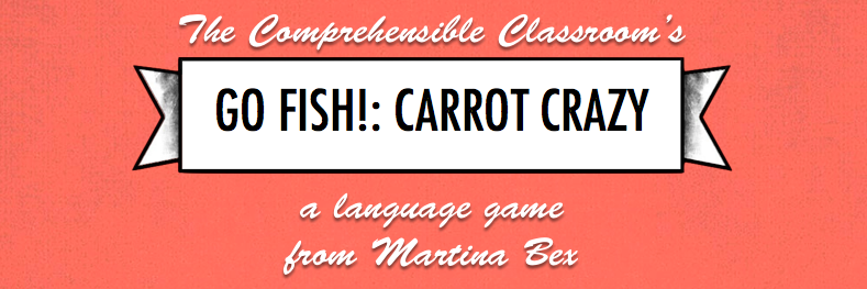 Go fish to review a story the comprehensible classroom for Go fish instructions