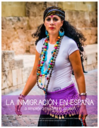 Immigration to Spain reading in Spanish