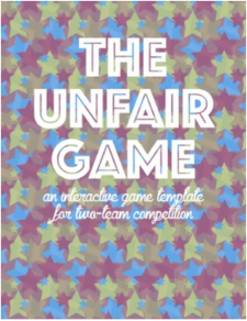 The Unfair Game by Martina Bex