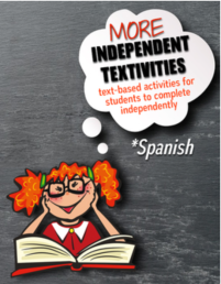 18 activities that your students can complete independently after reading a text