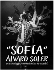 Sofia by Alvaro Soler song activities for Spanish classes from The Comprehensible Classroom