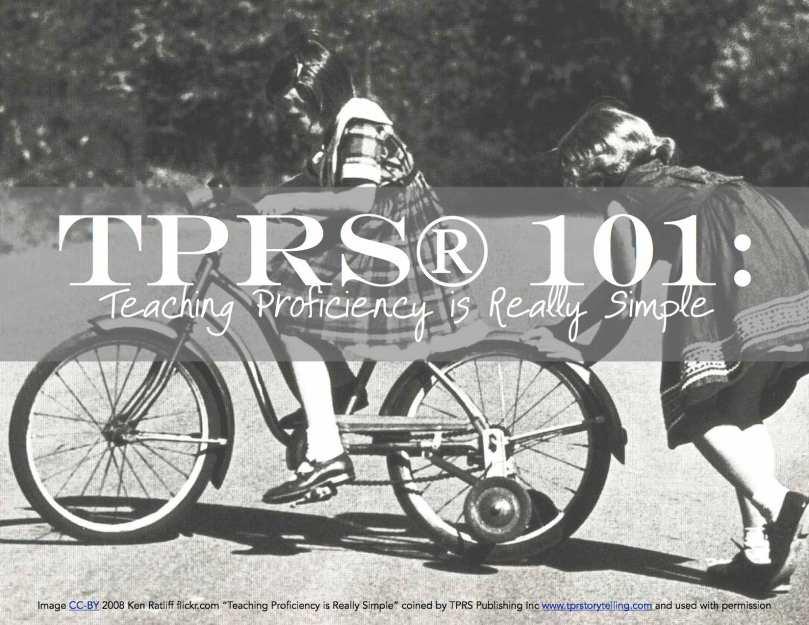 TPRS 101
