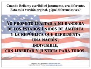 Click on image to access the Juramento a la bandera plans