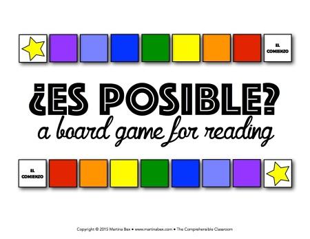 Posible gameboard
