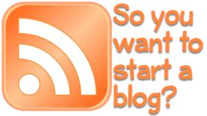 start a world language blog