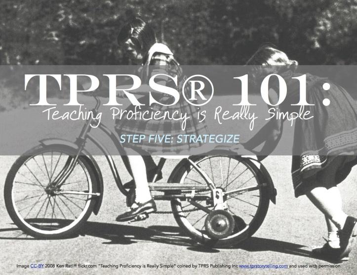 TPRS 101 image