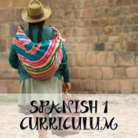 Spanish 1 curriculum martina bex
