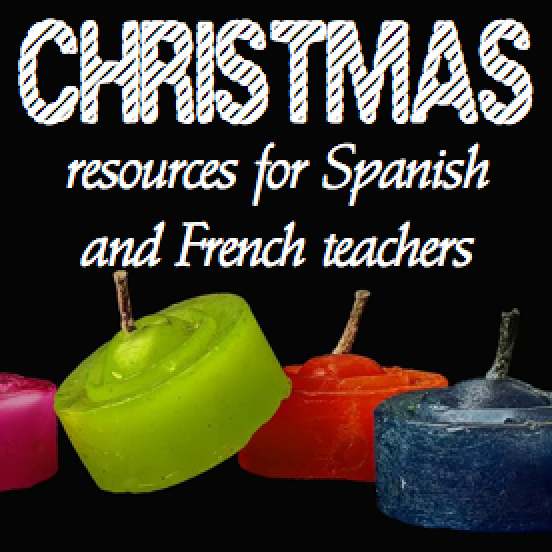 Collaborative Classroom Activities ~ Christmas in french spanish and…adaptable ideas the