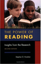 Win Krashen's 'The Power of Reading' from The Comprehensible Classroom