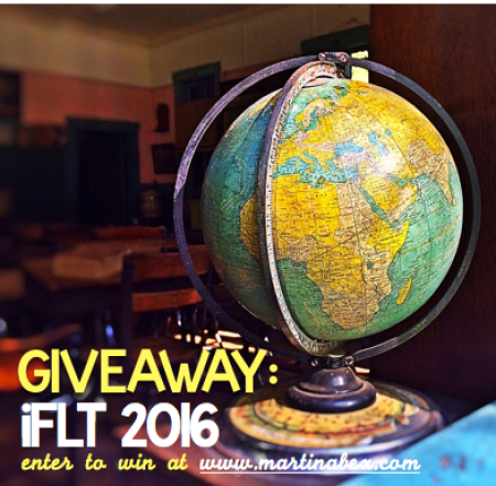 Win a free registration to iFLT 2016 from The Comprehensible Classroom