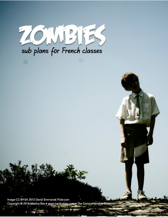 Zombie sub plans FRENCH