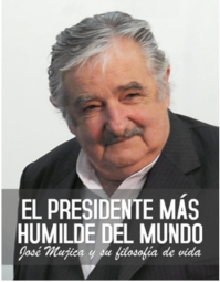 Teach your Spanish students about José Mujica, former president of Uruguay who donated 90 percent of his salary to charity