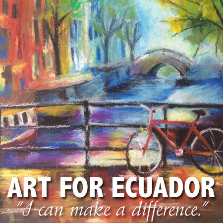 Contribute to ecuador's earthquake relief efforts https://www.crowdrise.com/art-for-ecuador/fundraiser/martinabex