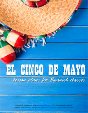 Cinco de mayo lesson plans from the comprehensible classroom