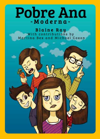 Click on image to order Pobre Ana Moderna!