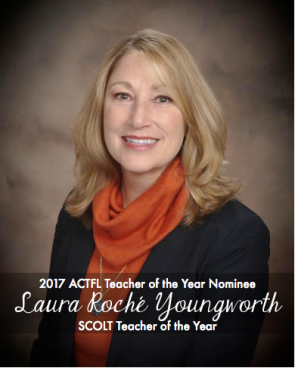 Get to know your ACTFL Teacher of the Year nominees! www.martinabex.com