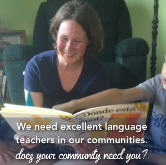 Is teaching language in the community instead of in a school setting for you? Post by Jill Wiley from World of Wonders Learning LLC