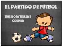 Soccer game story from The Storyteller's Corner