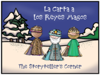 Three Kings' Day story from The Storyteller's Corner