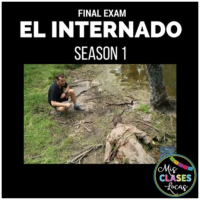 Final exam for El Internado Season 1 from Mis clases locas