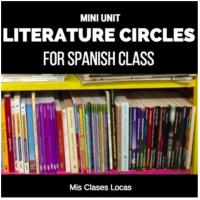 Literature circles from Mis clases locas
