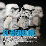 El rebelde - a TPRS® story script that targets -AR imperfect verb conjugations; from The Comprehensible Classroom