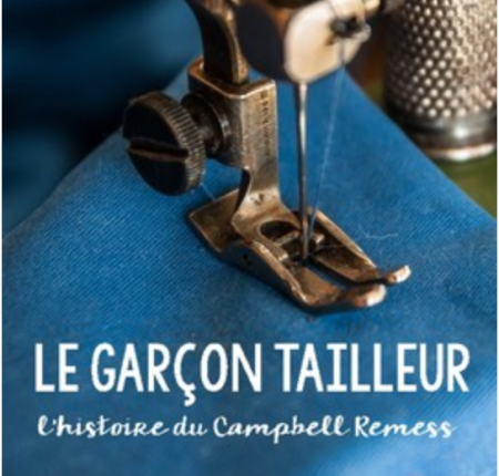 Le garçon tailleur reading in French for first year French students www.martinabex.com