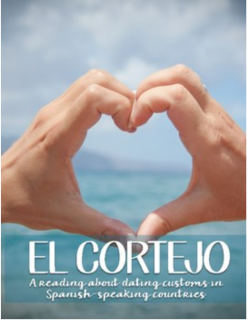 Reading about dating customs in Spanish speaking countries for beginner Spanish students