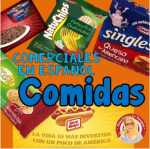 five commercials in Spanish for spanish classes