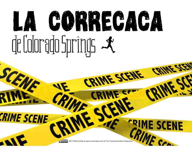 Correcaca a free story in Spanish from Martina Bex