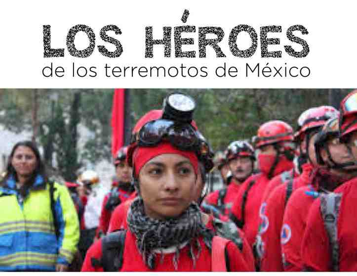 Heroes del terremoto free resources from Martina Bex www.martinabex.com